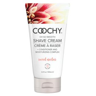 Coochy Shave Cream 3.4 OZ Sweet Nectar