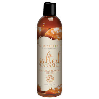 Salted Caramel Flavored Lubricant 4 OZ