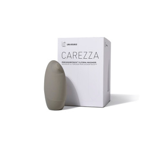 Carezza Percussiontouch Clitoral Massager with box