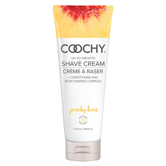 Coochy Shave Cream 7.2 OZ Peachy Keen