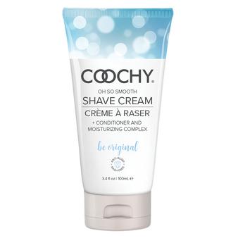 Coochy Shave Cream 3.4 OZ Be Original