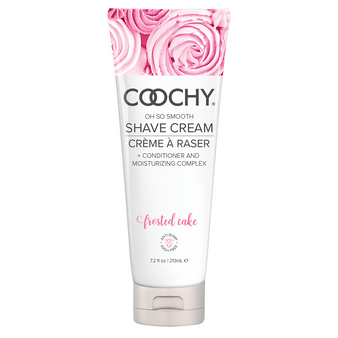 Coochy Shave Cream 7.2 OZ Frosted Cake