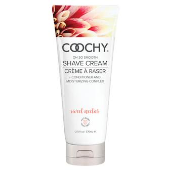 Coochy Shave Cream 12.5 OZ Sweet Nectar