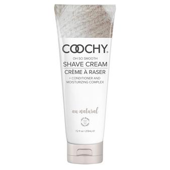 Coochy Shave Cream 7.2 OZ Au Natural
