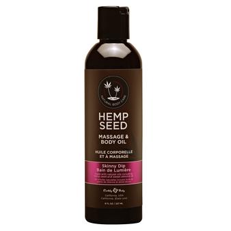 Massage And Body Oil Skinny Dip 8 OZ