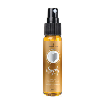 Deeply Love you Throat Relaxing Spray Salted Caramel 1 OZ