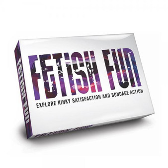 Fetish Fun – Explore Kinky Satisfaction and Bondage Action! box