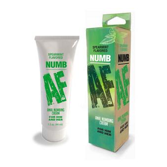Numb AF Desensitizing Anal Cream 1.5 OZ