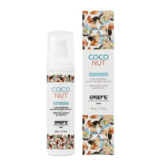 Coconut Warming Intimate Massage Oil 1.7 FL OZ
