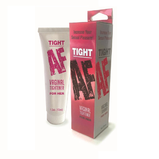 Tight AF- Vaginal Tightener with box