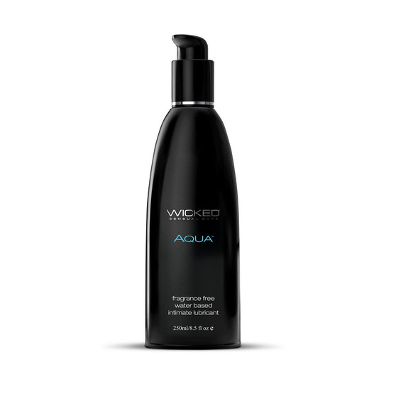 Aqua Lubricant 8.5 OZ