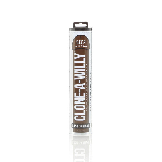 Clone A Willy Kit (Brown)