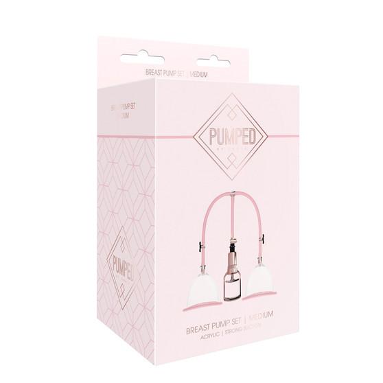 Breast Pump Set Medium in box