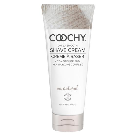 Coochy Shave Cream 12.5 OZ Au Natural