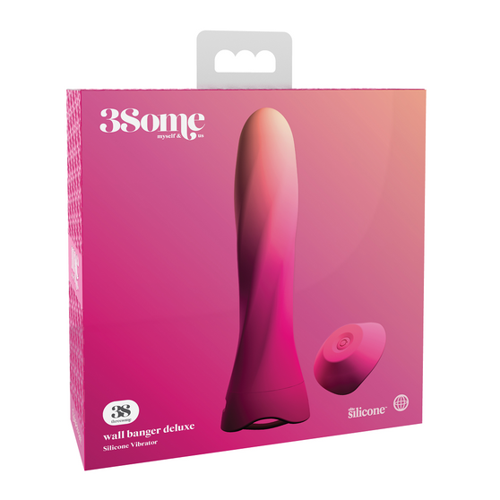 3Some Wall Banger Deluxe (Pink) box