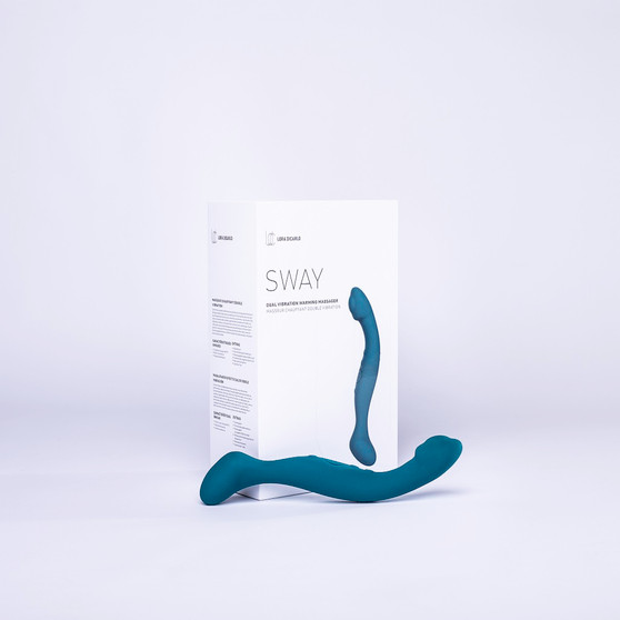 Sway Dual Sided Massager w/Warming Feature with box