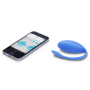 Jive Silicone Couples Vibrator (Blue) with phone app