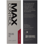 Max Control Prolong Gel Extra Strength 1.2 OZ box front and back