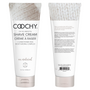 Coochy Shave Cream 7.2 OZ Au Natural front and back