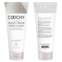 Coochy Shave Cream 12.5 OZ Au Natural front and back