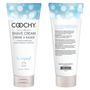 Coochy Shave Cream 12.5 OZ Be Original front and back