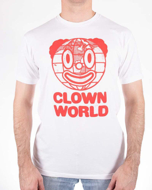 clown world tee