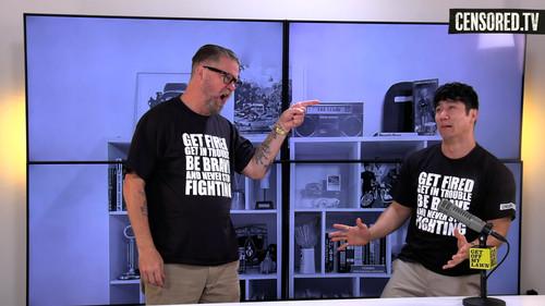 Get Fired T-shirt