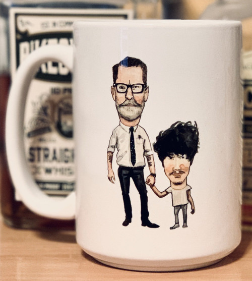 Gavin & Little Ryan Mugs