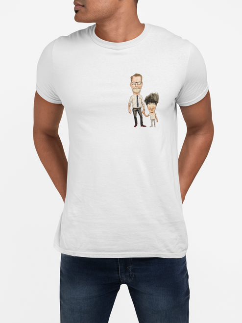 Gavin & Little Ryan T-shirt