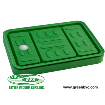 MM114160RT - MM SERIES REPLACEMENT RUBBER TOP 114 x160 mm