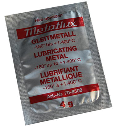 METAFLUX PASTE PACKET AT BETTER VACUUM CUPS