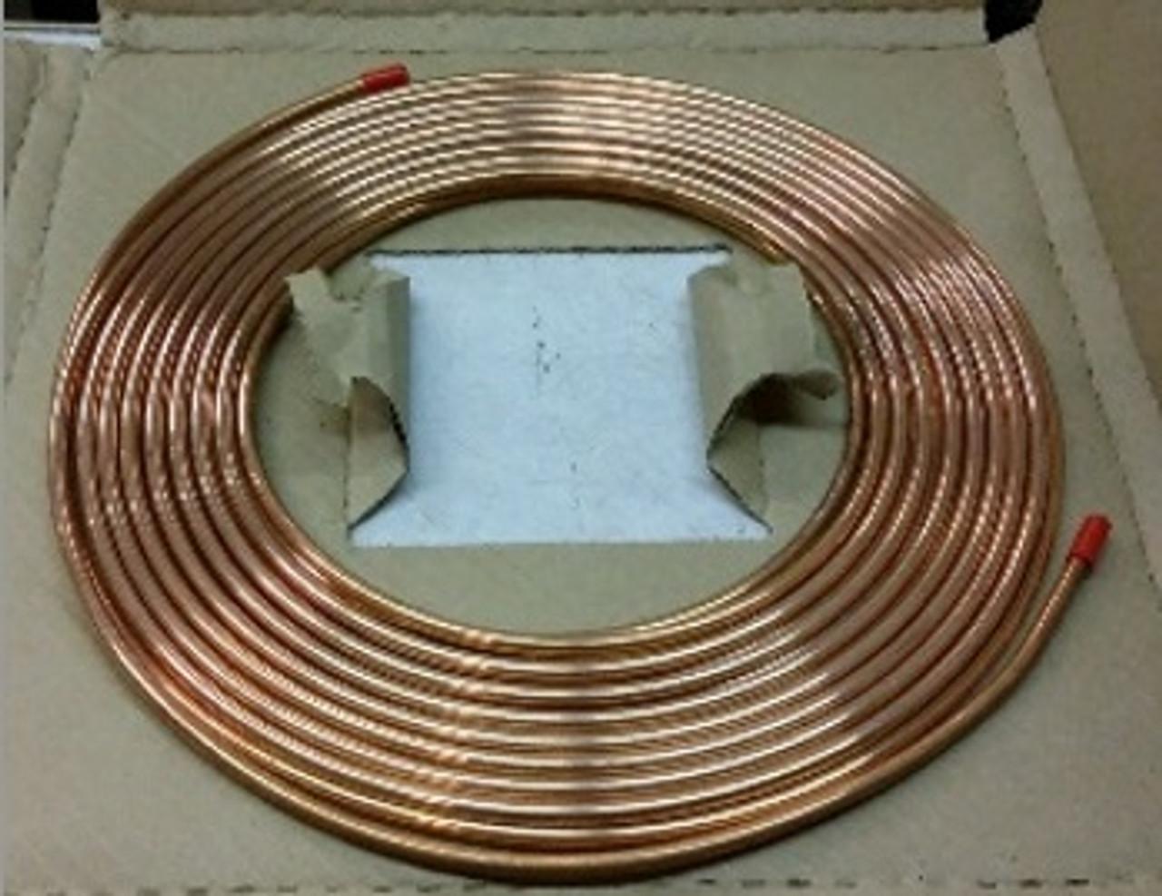 "COPPER TUBING 1/4"" x 50' (REFRIGERATOR GRADE)"