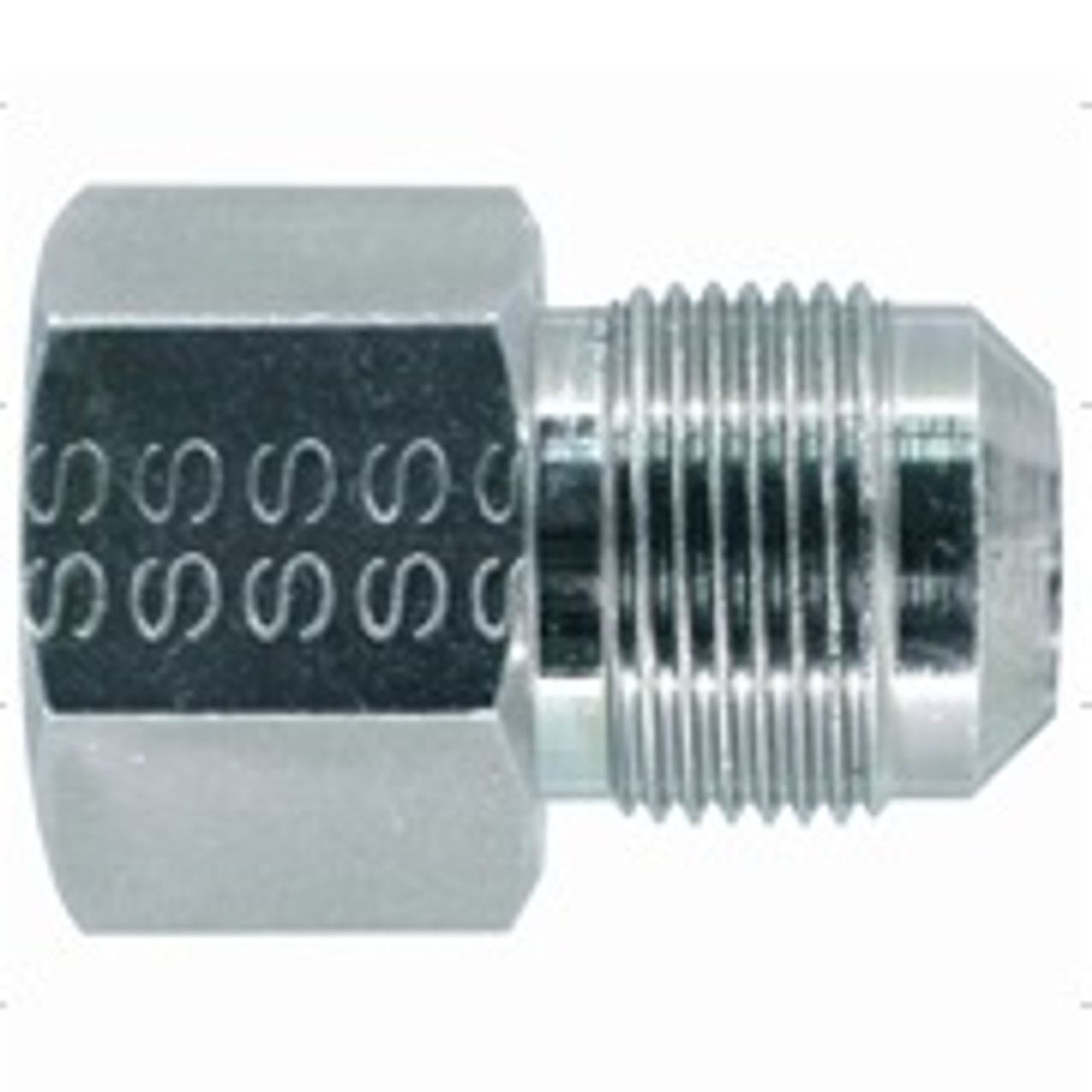 """5/8""""MF x 3/4""""FIP  END FITTING FOR 5/8"""" GAS LINES"""