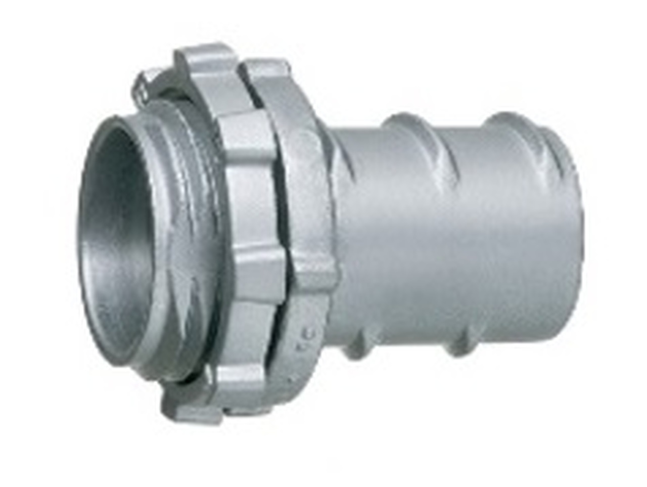 """1/2"""" SCREW-IN CONNECTOR-10 PACK"""