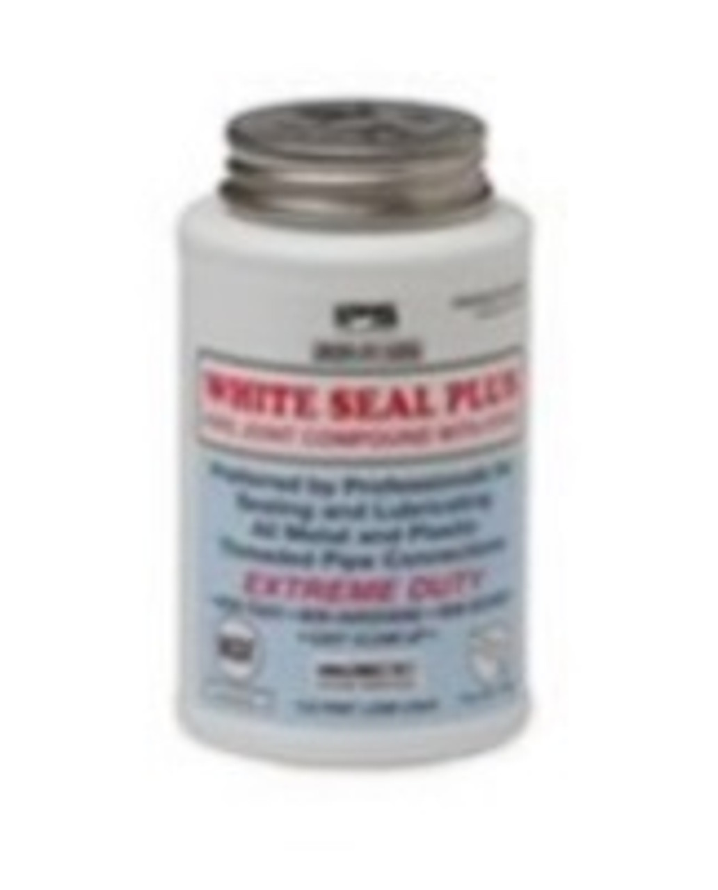 1/4 PINT WHITE SEAL PLUS w/PTFE