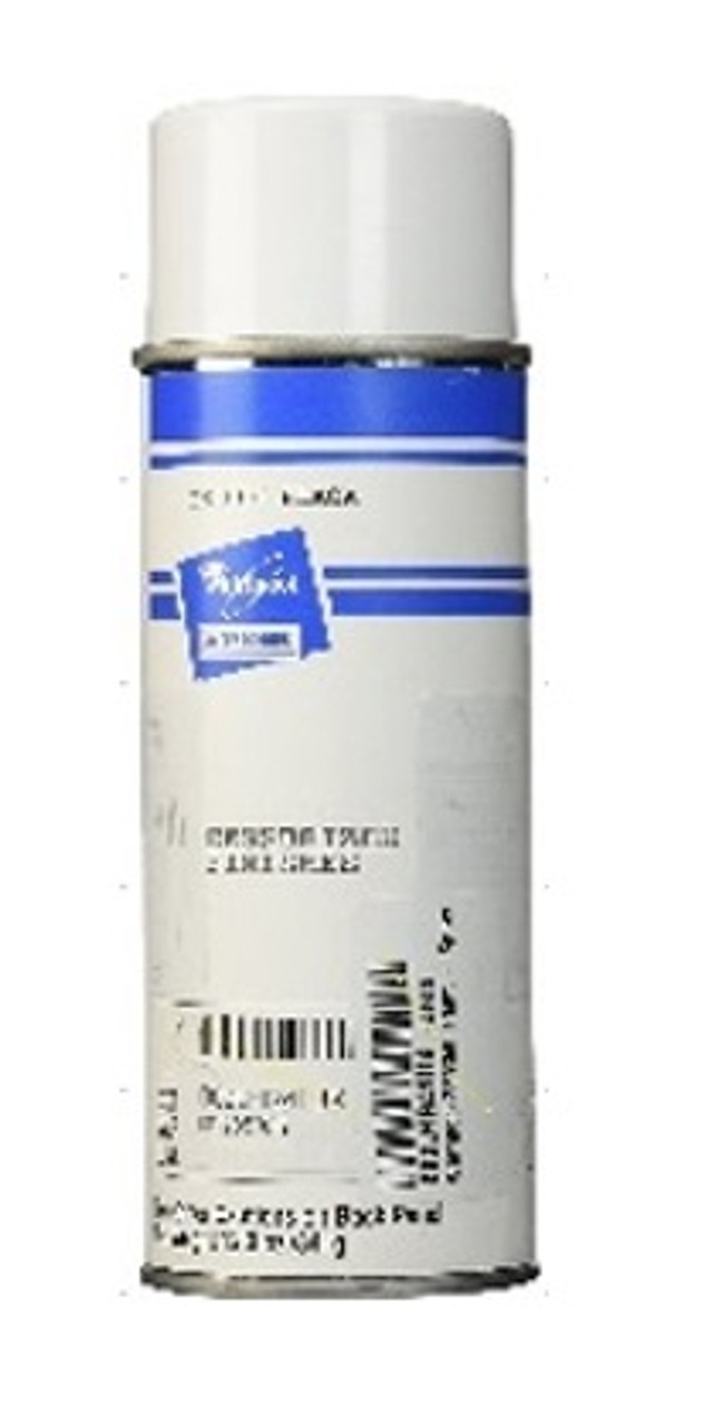 BLACK SPRAY TOUCH-UP PAINT FOR APPLIANCES