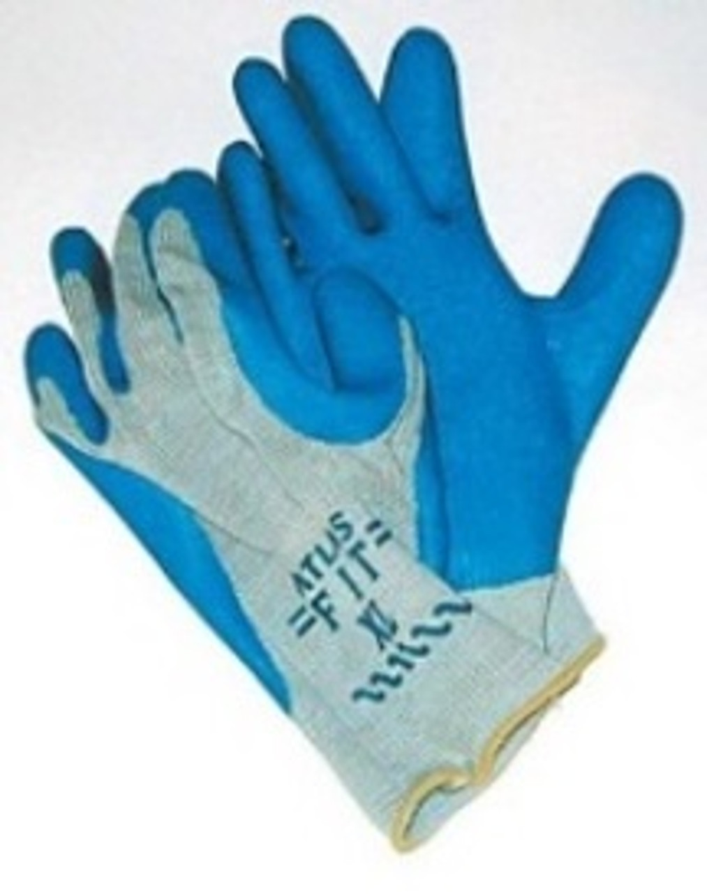 ATLAS BLUE FLEX GLOVE-X LARGE