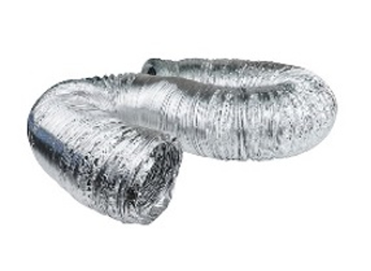 25' FLEXIBLE ALUMINUM DUCT-UL181