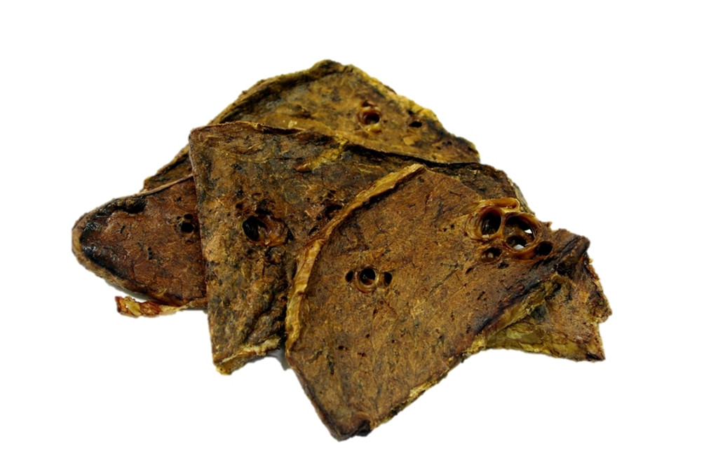 Lamb Lung or Lamb Puff Dog Treats - Great for Training