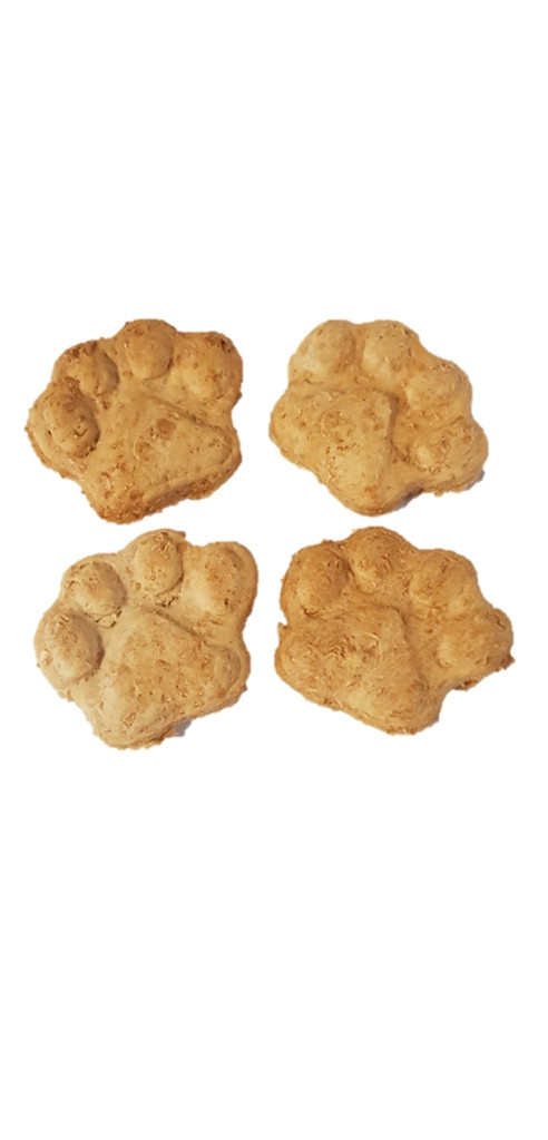 Nutty Paws - Premium Dog Cookies - Dog Treats 100g