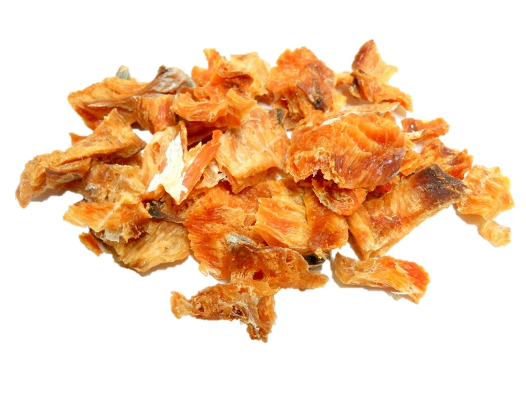 Fish Nibble - 100g - Small pieces of Naturally Dried Australian Fish