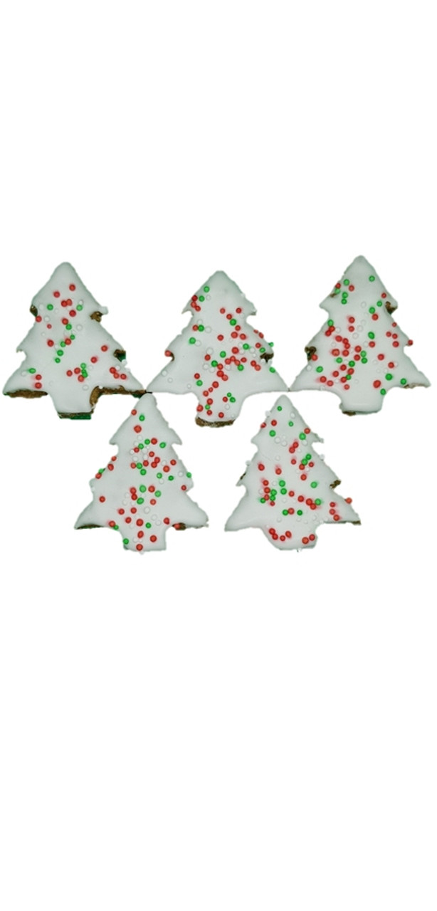 Christmas Tree Horse Treat Cookie 36 Pce Gourmet Horse Treat