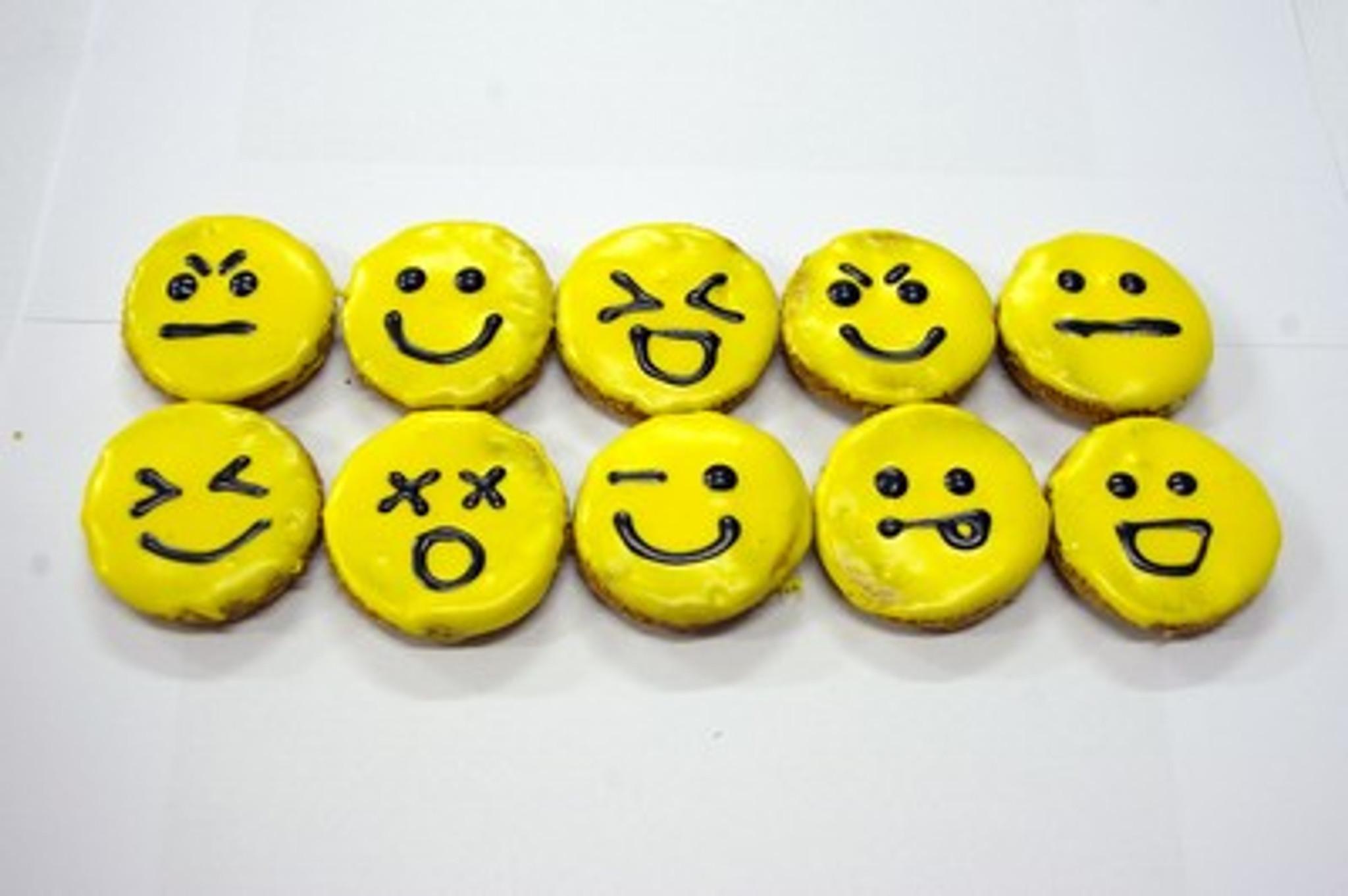 Puppy Emojis - 4pce