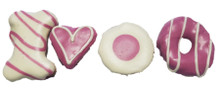 Gift Box - Pink - Dog Cookie Treats