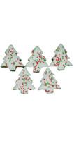 Christmas Tree Horse Cookies - Gift Box