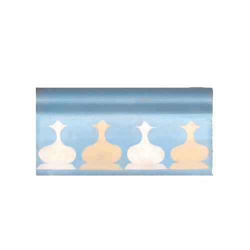Molding (Pattern) Cement Tiles