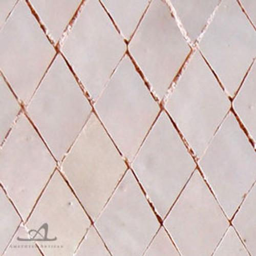 DIAMOND WHITE MOSAIC TILE
