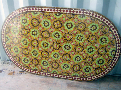 ANKABOUTI GRAND OVAL TABLE