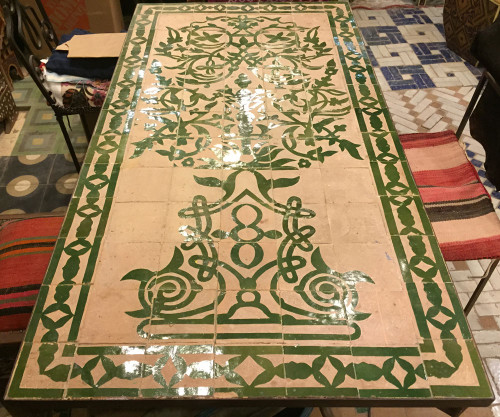 RECTANGLE TREE OF LIFE TABLE