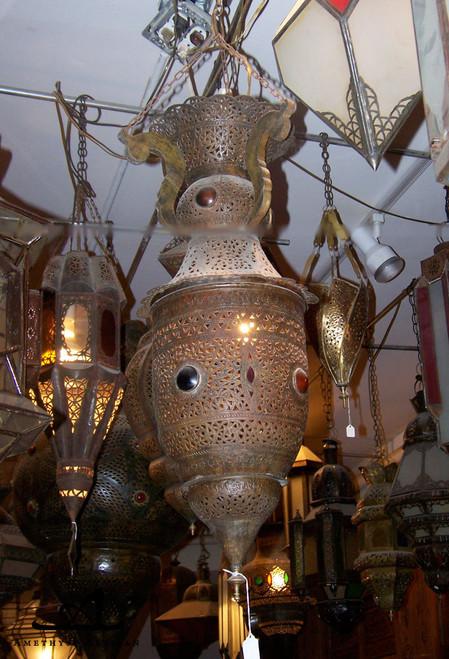 CHALICE LAMP